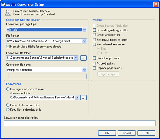 DWG_Convert_2010_parameters