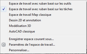 AutoCAD Map 3D 2010 - CUI ACAD - Final