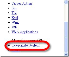 MapAgent_CoordinateSystem