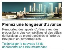 BIM pour les infrastructures